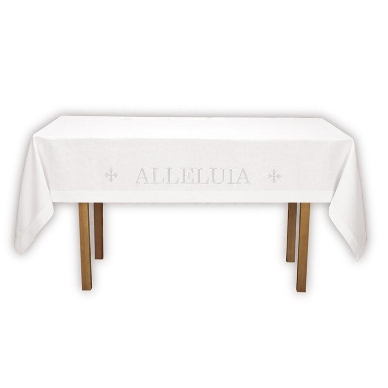 Alleluia Church Altar Frontal