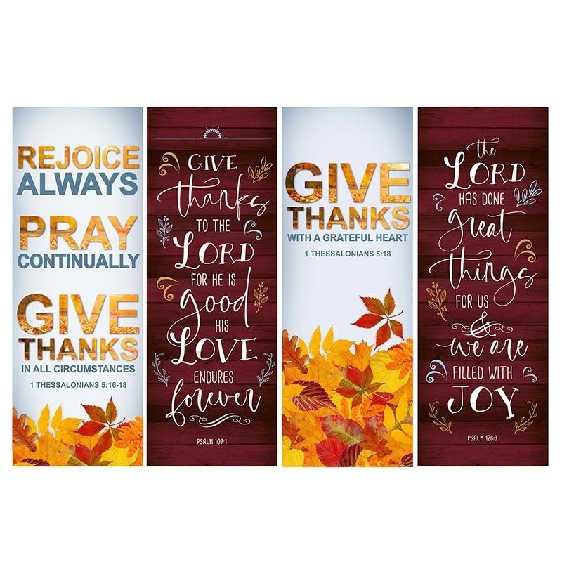 Autumn Inspiration Series Church Banners