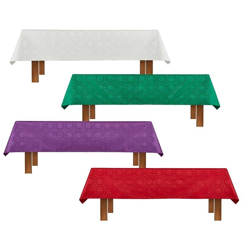 Avignon Plain Altar Frontal - Set of 4