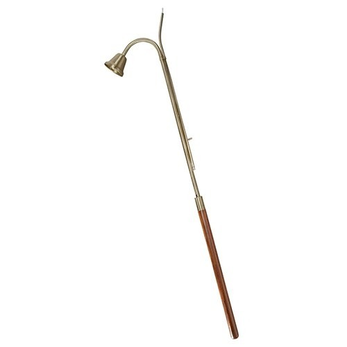 Candle Lighter With Bell Snuffer