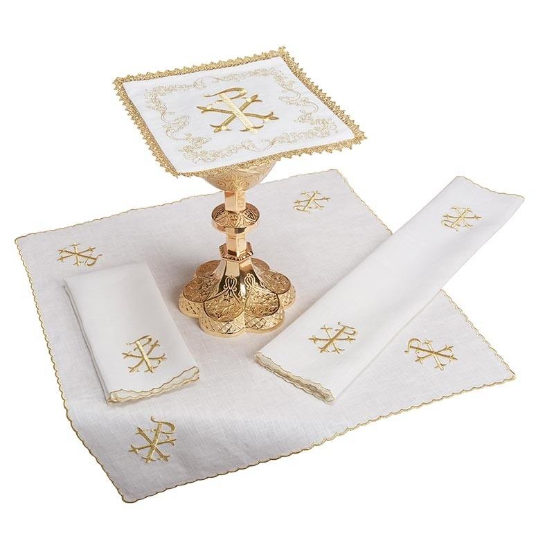 Chi Rho Altar Linen Gift Set