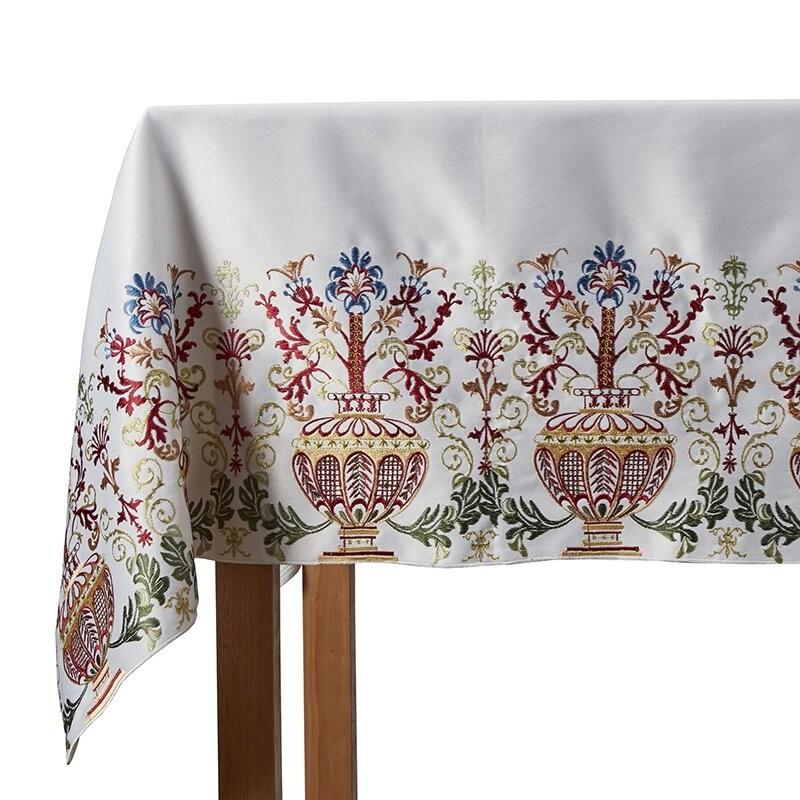 Coronation Altar Frontal - Multicolor Embroidery
