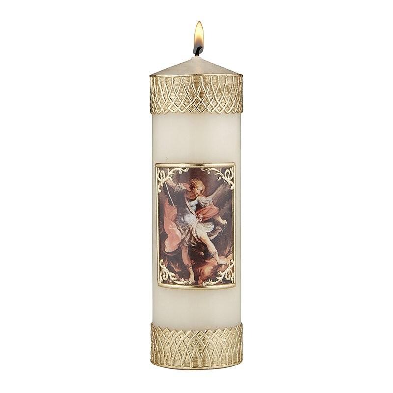 Devotional Candle - St. Michael the Archangel