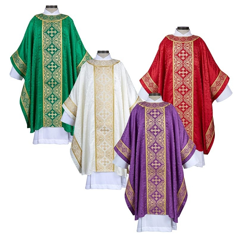 Excelsis Clergy Chasuble Set of Four