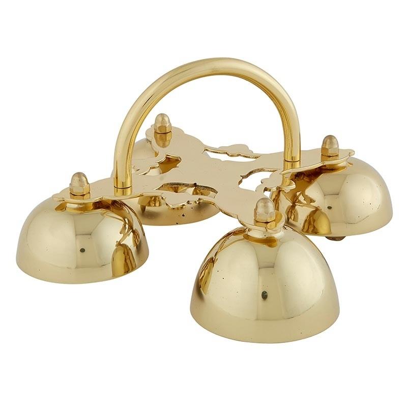 Four Bell Church Altar Bells