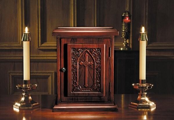 IHS Cross Tabernacle