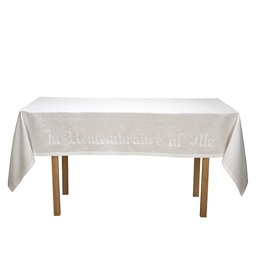 In Remembrance of Me Church Altar Frontal