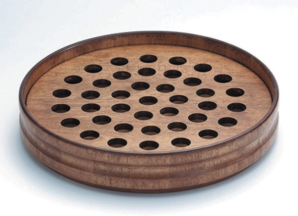 Handcrafted Maple Communion Tray