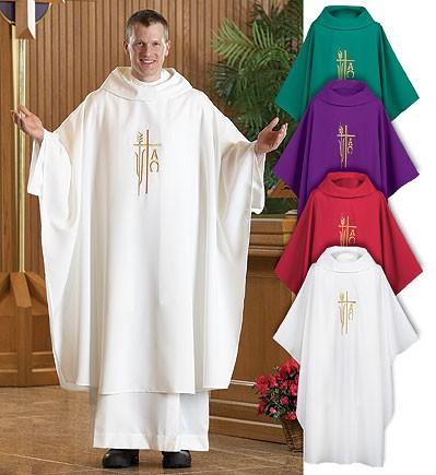 Monastic Chasuble