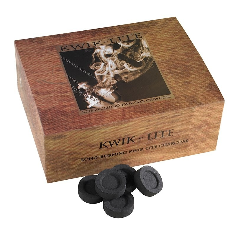 Kwik-Lite Charcoal for Church Censers