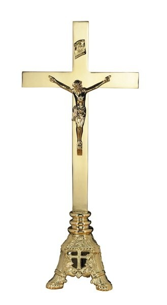 Majesty Altar Crucifix