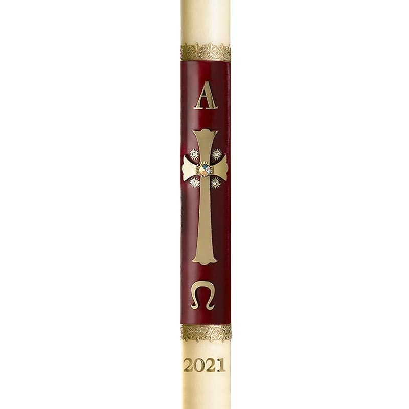 Majesty Paschal Candle