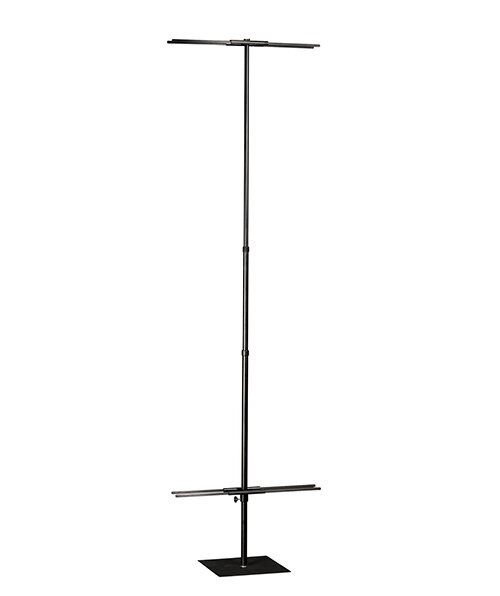 """Metal Church Banner Stand-24"""" Wide"""