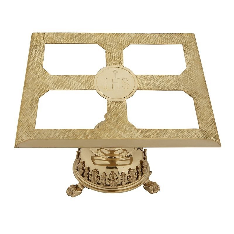 Notre Dame Bible Stand