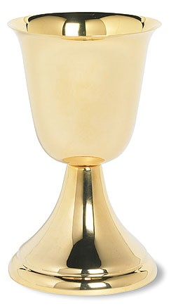 14 oz Common Cup Brass/Gold