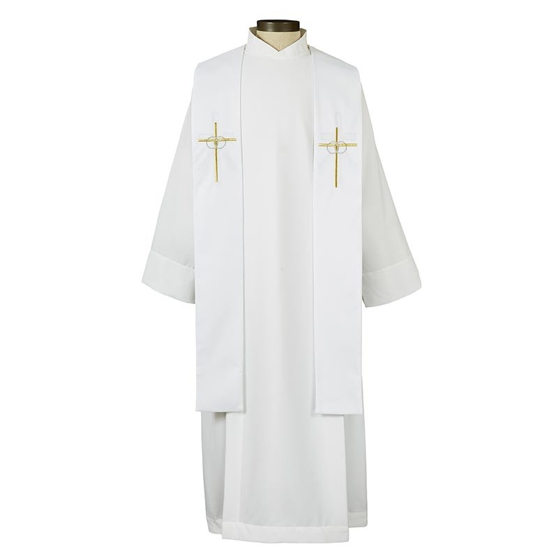 Reversible Baptismal and Wedding Stole
