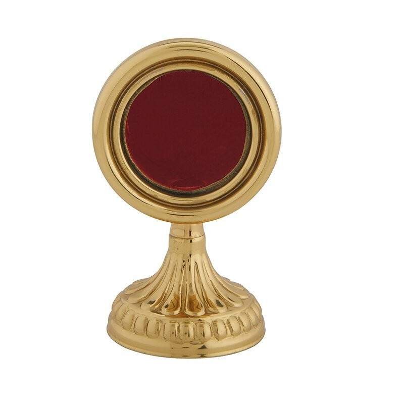 Small Round Reliquary