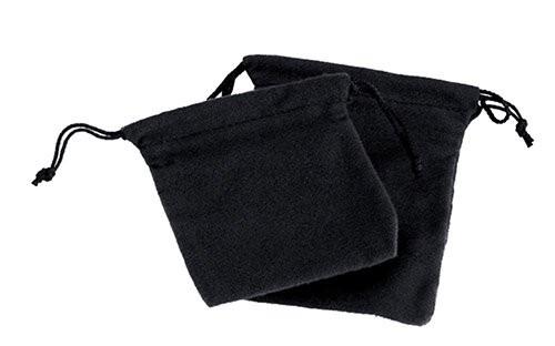 Velour Pyx pouches-large