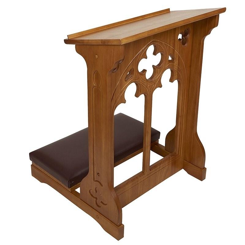 Windsor Collection Altar Server Kneeler - Medium Oak