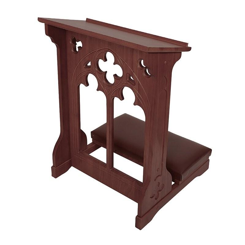 Windsor Collection Altar Server Kneeler - Walnut