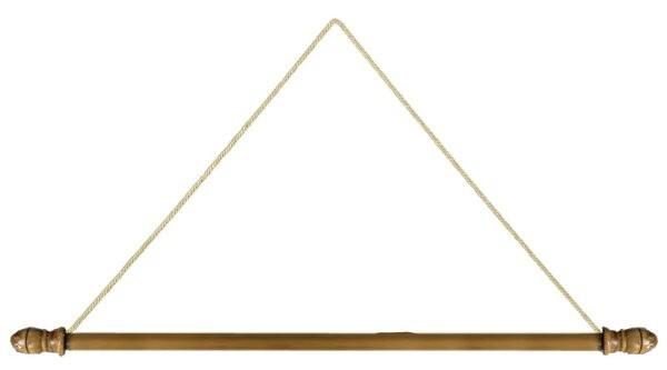 "Wood Hanger Church Banners 24"" W"
