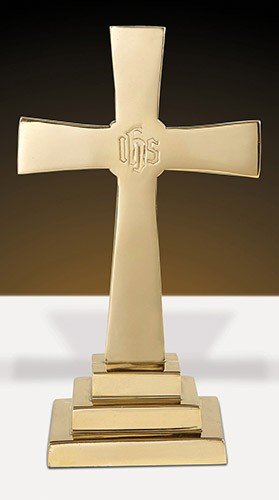 "Chapel Altar Cross, 12""H"