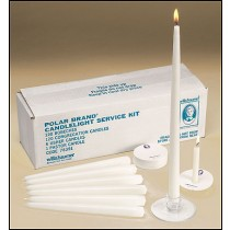 120 Candlelight Service Kit