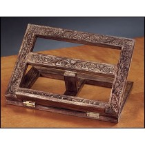 Adjustable Bible Stand Solid Wood