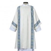 Avignon Collection Blue Deacon Dalmatic