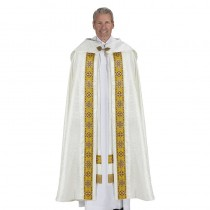 Avignon Collection Clergy Cope with Inner Stole