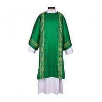 Avignon Collection Green Deacon Dalmatic