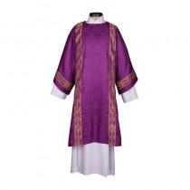 Avignon Collection Purple Deacon Dalmatic
