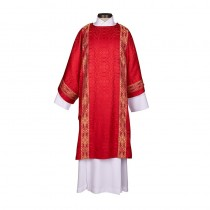 Avignon Collection Red Deacon Dalmatic
