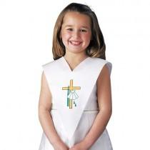 Child's Baptismal Pinafore