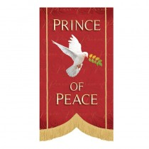 Call Him By Name Series Church Banner - Prince of Peace