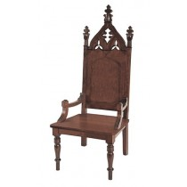 Cathedral Collection Church Altar Celebrant Chair