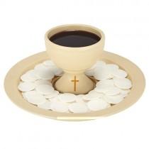 Ceramic Intinction Set with Plate