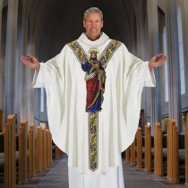 Christ the King Clergy Chasuble