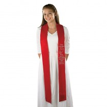 Come, Holy Spirit Confirmation Stole