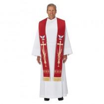 Confirmation Clergy Overlay Stole