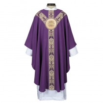 Coronation Collection Semi-Gothic Chasuble