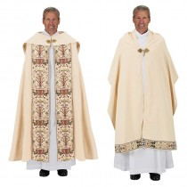 Coronation Cope and Humeral Veil Set