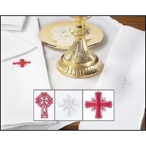 Embroidered Symbols Purificator Pkg of 3