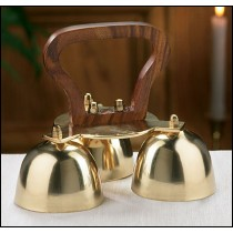 3 bell church altar bells