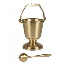 Holy Water Pot - Round base