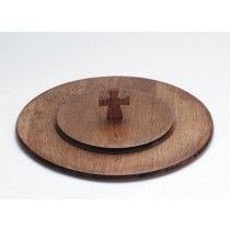 Handcrafted Maple Communion Tray Cover