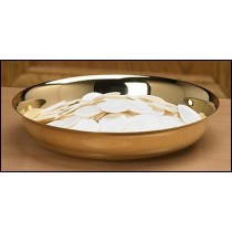 Large Capacity Communion Host Plate