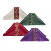 Monreale Collection Chalice Veil - Set of 4