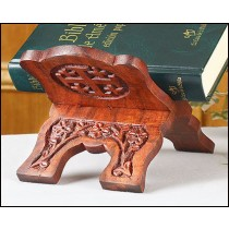 rosweood prayer book stand