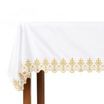 Ornate Cross Altar Frontal Gold